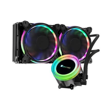 JONSBO 喬思伯 TW2-240 RGB水冷 CPU散熱器