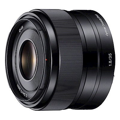 SONY E 35mm F1.8 OSS 標準至中距定焦鏡頭*(平行輸入)