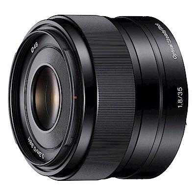 SONY E 35mm F1.8 OSS 標準至中距定焦鏡頭*(平行輸入)