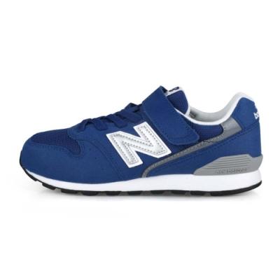 NEWBALANCE 中童復古慢跑鞋-WIDE 藍灰白