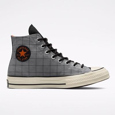 CONVERSE CHUCK 70 GTX HI 高筒 休閒鞋 男鞋 女鞋 拼接 灰黑-171444C