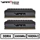 VIPER蟒龍 VB4 DDR4 3000 16GB(2x8G)桌上型記憶體 product thumbnail 1