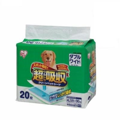 【IRIS】超吸收抗菌尿片 (SUS-20DW)《2包組》