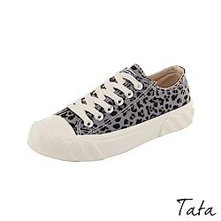豹紋印花餅乾鞋 TATA