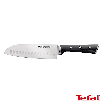 Tefal法國特福 冰鑄不鏽鋼系列日式主廚刀18CM