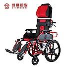 必翔銀髮 高背躺式手動輪椅PH-185A(未滅菌)