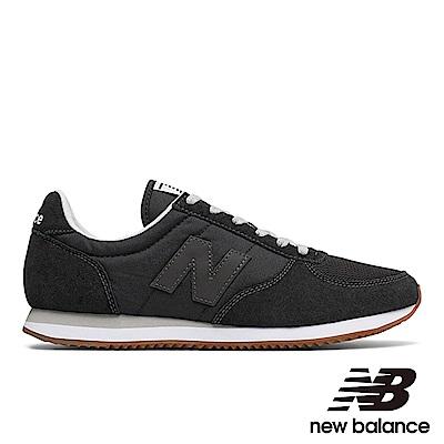 NEW BALANCE復古鞋-男女U220EA黑色
