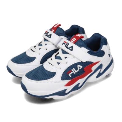 Fila 慢跑鞋 3J406U123 運動 童鞋