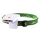 iSFun 帽夾感應 充電戶外紅外線智能LED頭燈