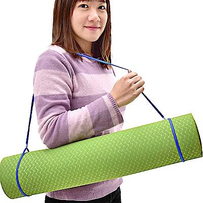 瑜珈墊專用綁繩  收納繩子 收納帶-(快)