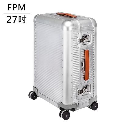 FPM MILANO BANK Moonlight系列 27吋行李箱 月光銀 (平輸品)