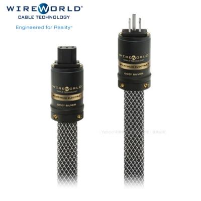 WIREWORLD PLATINUM ELECTRA7 Power Cord 電源線-3M