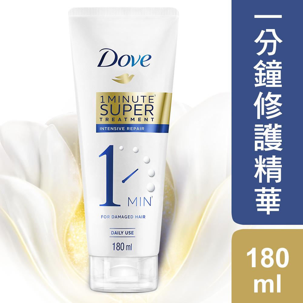 DOVE 多芬 深層修護一分鐘護髮精華 180ml