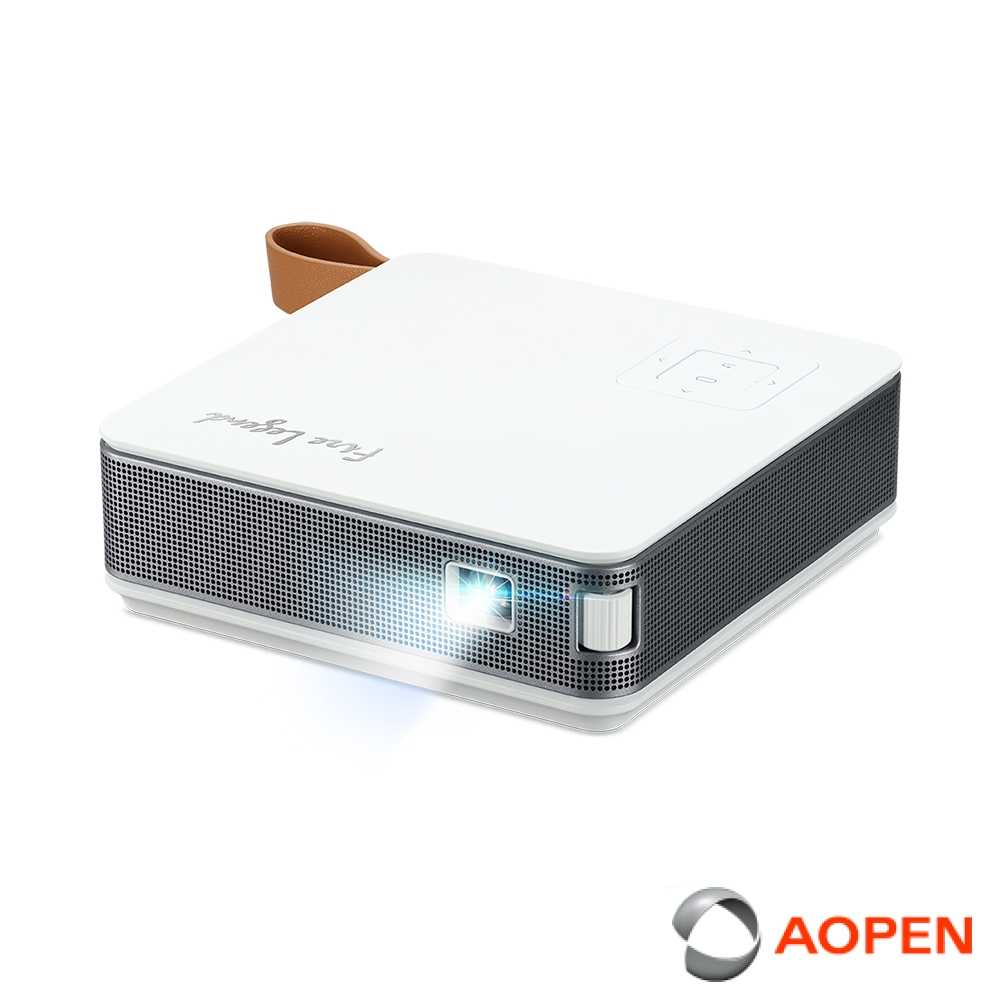 AOPEN PV12 翻轉微型投影機( LED 700流明)