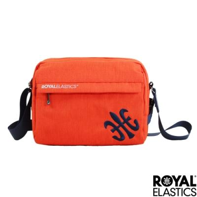 RoyalElastics - 休閒側背包 - Festival山林搖滾系列 - 橘紅