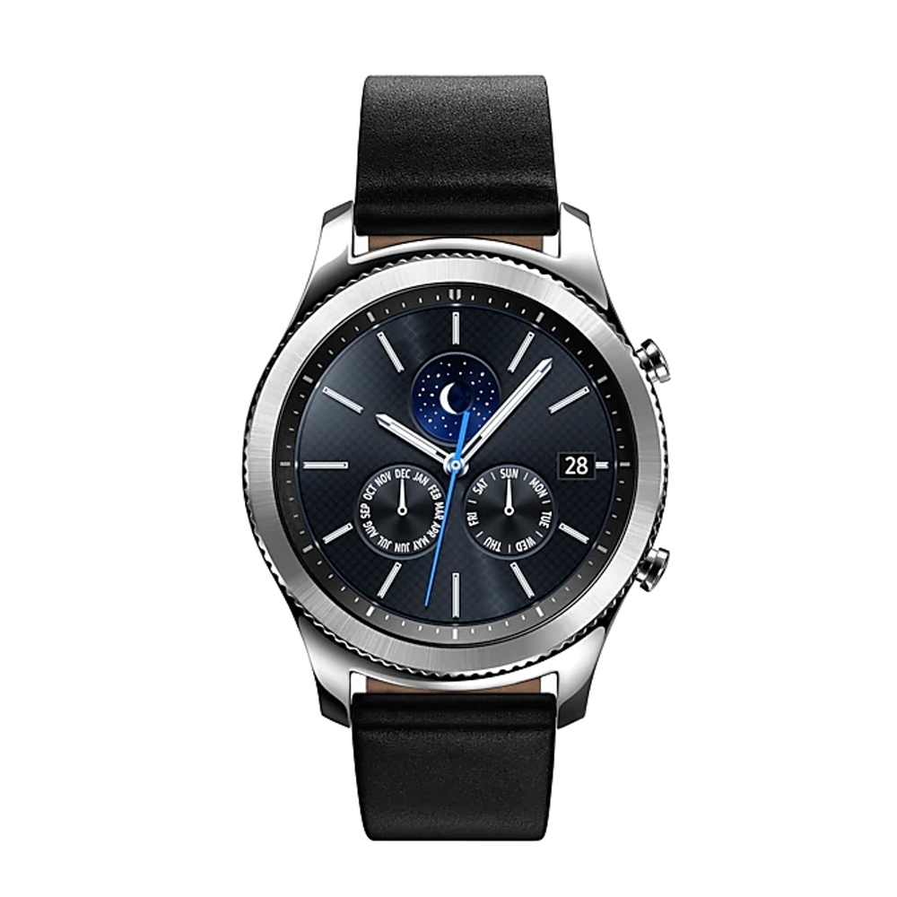 【福利品】SAMSUNG Gear S3 classic 品味家智慧手錶