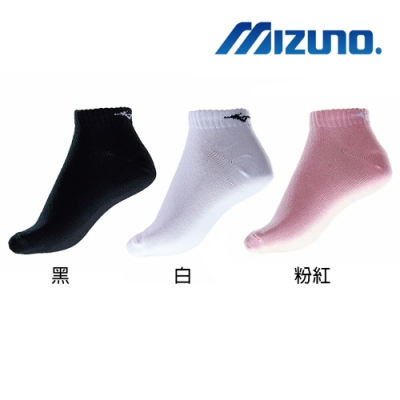 Mizuno美津濃 女運動薄底踝襪(3雙入)*3組 32TX8B4699