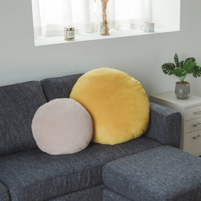 完美主義 (2入組)馬卡龍加大靠腰枕/抱枕/汽車靠枕/午睡枕-(5色)