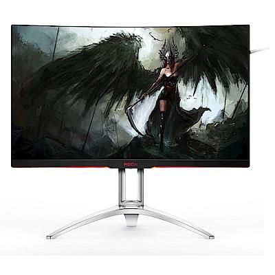 AOC AGON AG322QC4 31.5吋曲面(16:9 黑色)液晶螢幕