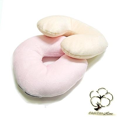 采棉居寢飾文化館 粉彩顆粒護頸枕