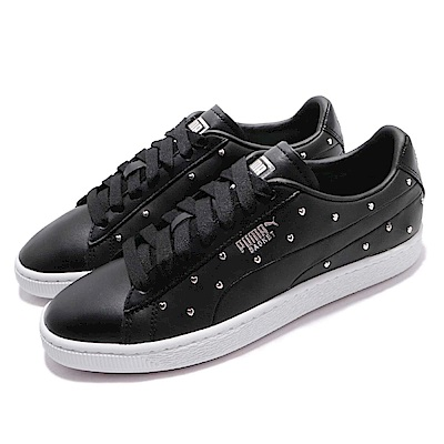 Puma 休閒鞋 Basket Studs 穿搭 女鞋