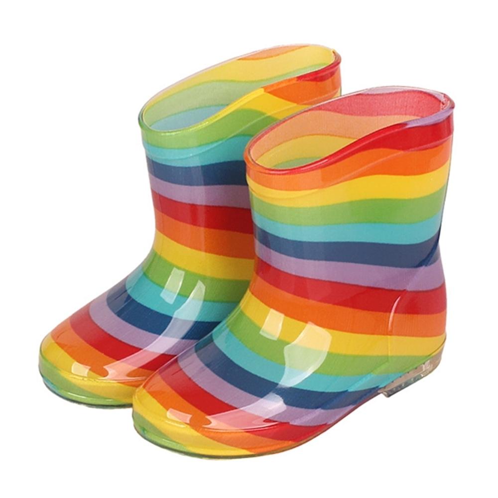 Baby童衣 兒童雨鞋防水雨靴 男女童雨鞋 88153