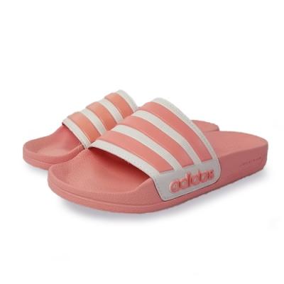adidas 涼拖鞋 休閒 運動拖鞋 女鞋 粉 EG1886 Adidas Adilette Comfort