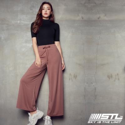 STL yoga ESSENCE Light Quick Dry 韓國瑜珈 運動機能 加長加寬 本質落地寬舒服褲 乾燥玫瑰