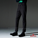 BRAPPERS 男款 HC-Cargo系列-修身彈性涼爽直筒褲-黑
