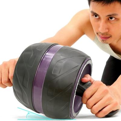 自動回彈力巨輪健腹輪(送跪墊) 升級版健美輪