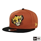 NEW ERA 9FIFTY 950 獅子王 SIMBA 辛巴 咖啡 棒球帽
