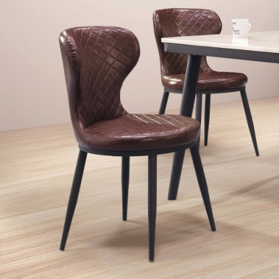 H&D 吉瑞咖皮餐椅