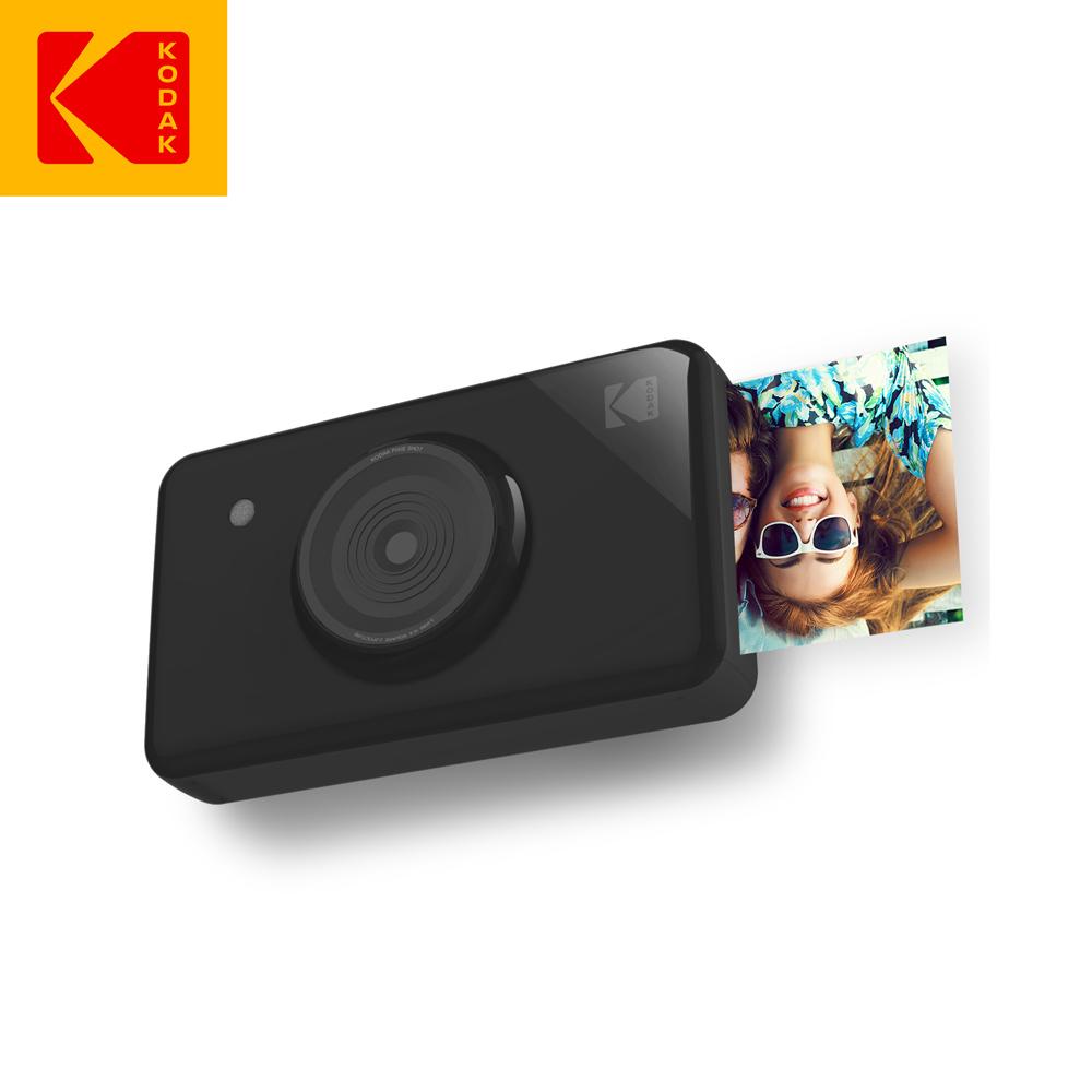 KODAK MINI SHOT MS-210 拍立得相印機 公司貨 贈20入貼紙相紙 product image 1