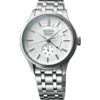 SEIKO 精工 Presage 調酒師動力儲存顯示機械錶(SSA395J1)