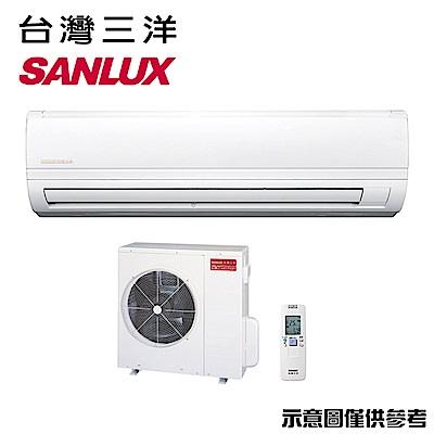 SANLUX 三洋9-11坪變頻冷專分離式冷氣SAC-72V7/SAE-72V7