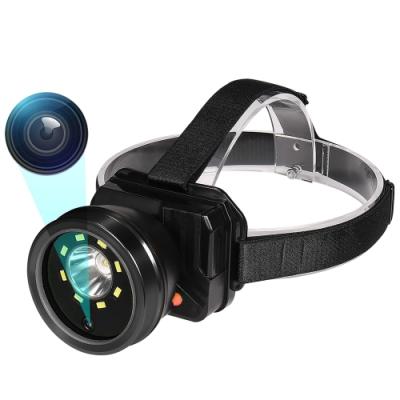 【CHICHIAU】Full HD 1080P 工程級頭戴式高清LED頭燈攝影機