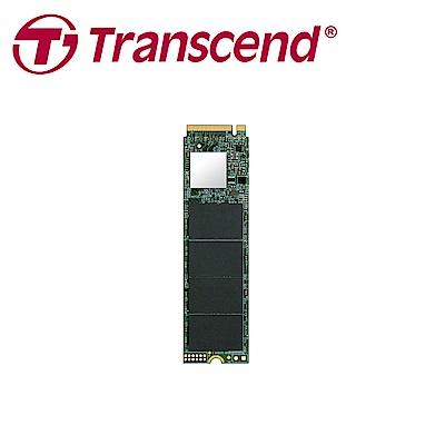創見MTE-110S 512GB M.2 2280 PCIe SSD 固態硬碟