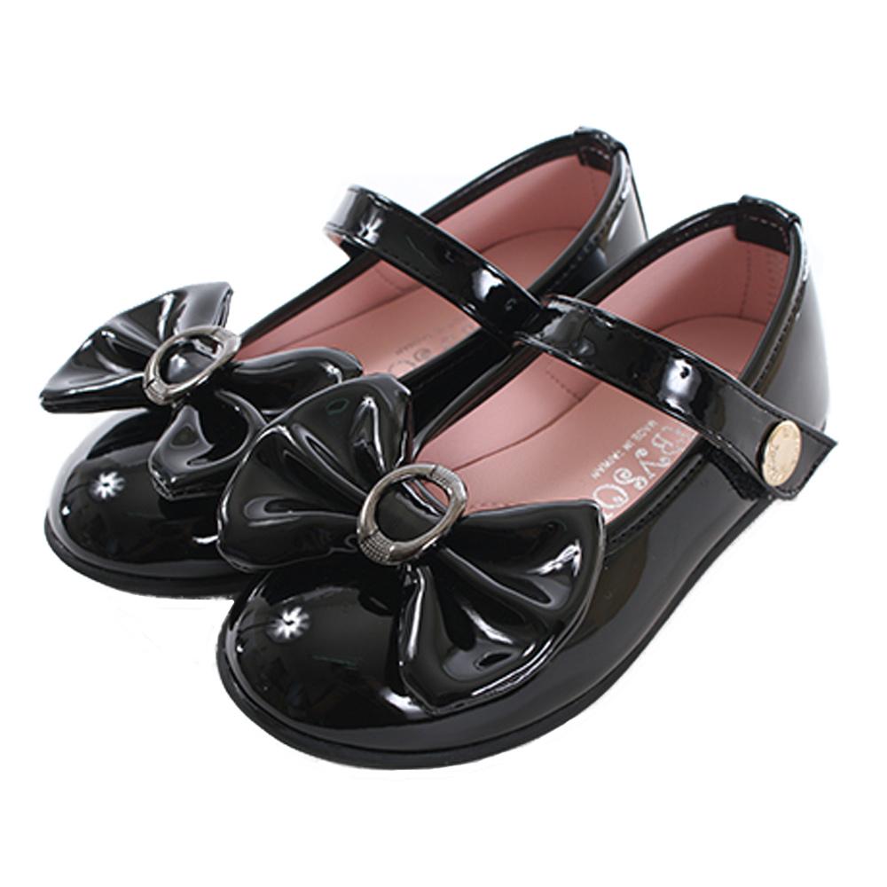 台灣製女學生手工皮鞋 sk0552 魔法Baby