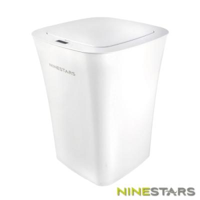 (時時樂限定)美國NINESTARS感應式防水垃圾桶10公升DZT-10-11S