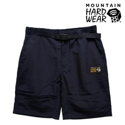 【美國 Mountain Hardwear】MHW Camp 4 Short 日系款防潑水快乾短褲 男款 黑色 #OE1486