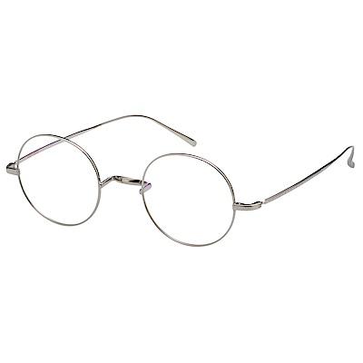 VEDI VERO 復古 光學眼鏡 (銀色) @ Y!購物