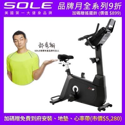 SOLE (索爾) LCB直立式健身車