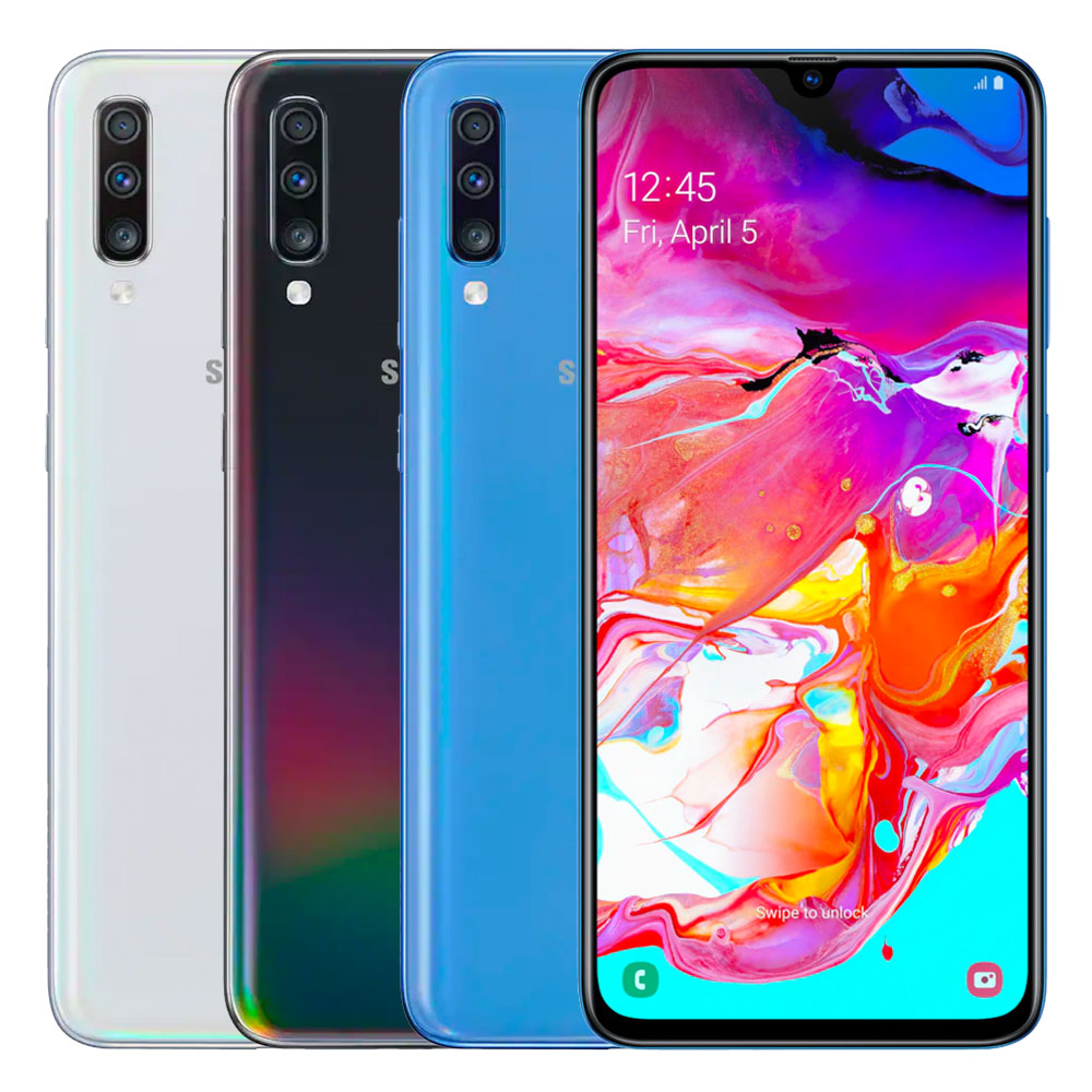SAMSUNG Galaxy A70 6G/128G 6.7吋大廣角手機