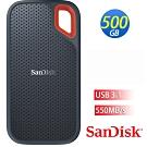 SanDisk E60 Extreme SSD 500GB 行動固態硬碟 (公司貨)