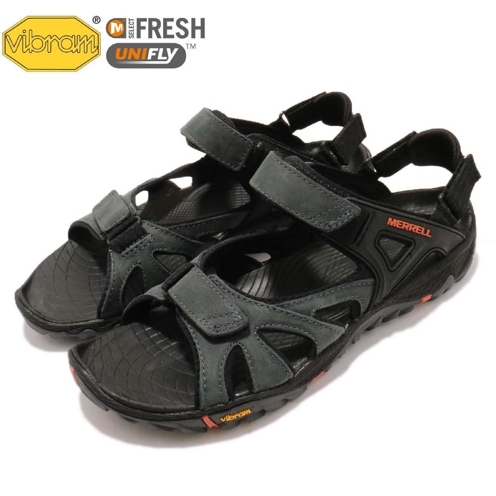 Merrell 涼拖鞋 All Out Blaze 運動 男鞋