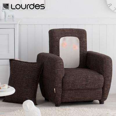 『時時樂限定』Lourdes可換布套款日式小沙發按摩椅