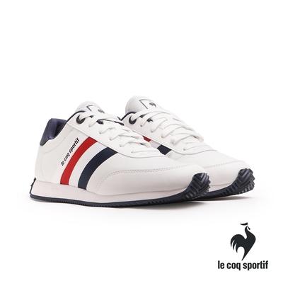 法國公雞牌運動鞋 LWO7310900-中性-白