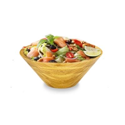 英國 WILMAX 日式簡約竹製沙拉碗1800ML