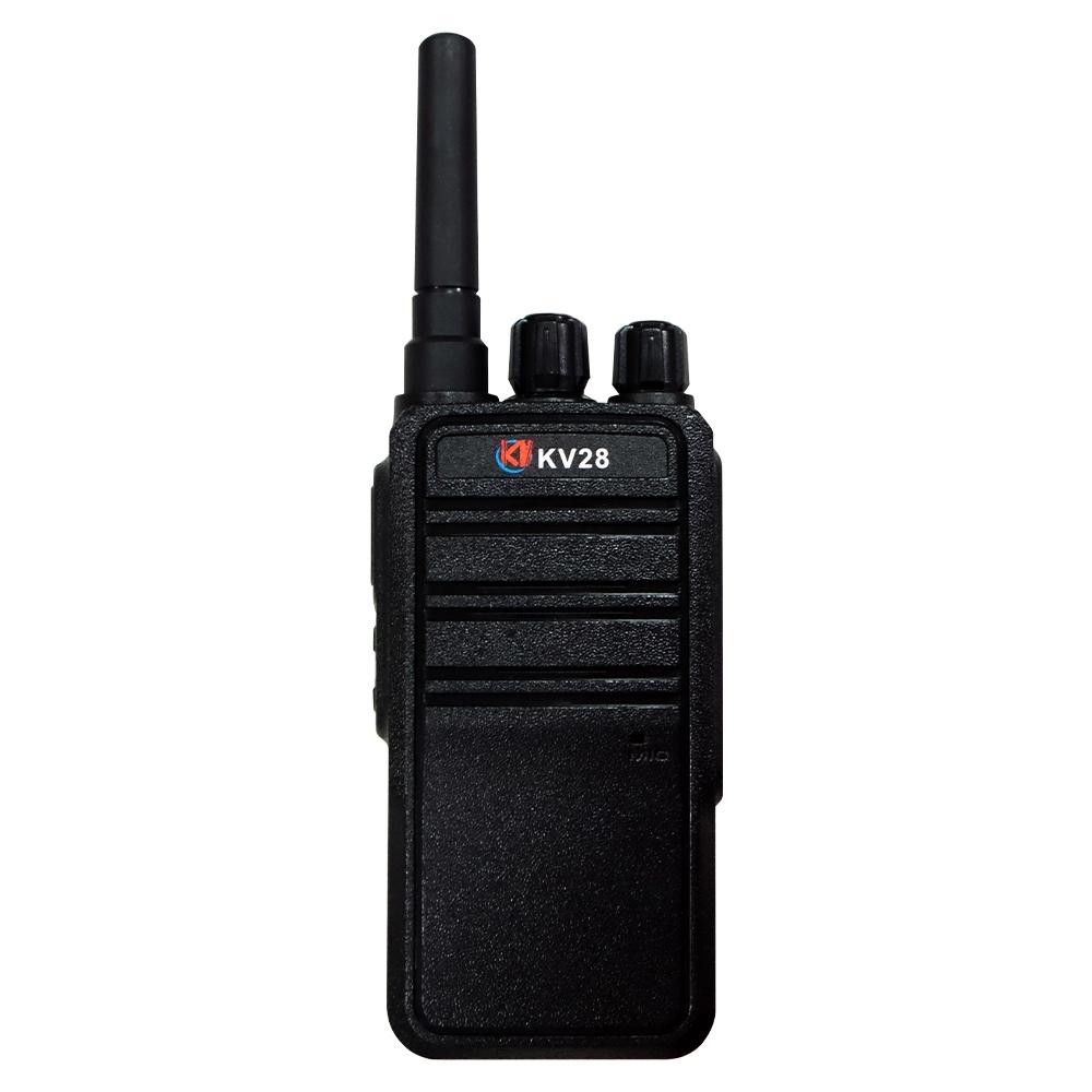 帝谷通信 KV28 專業無線對講機 免執照 (1入)