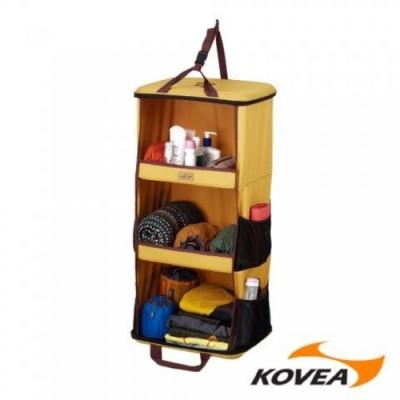 KOVEA 威札 吊掛三格櫃-折收 KN8CE0101